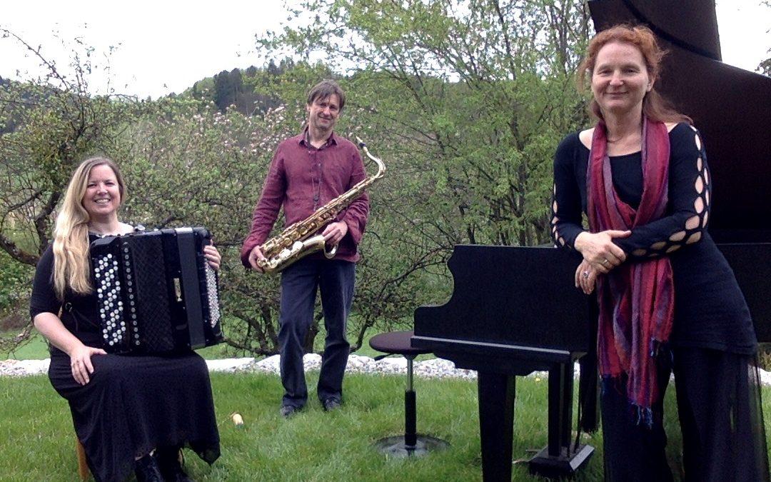 Trio Prismo – Freiluftkonzerte